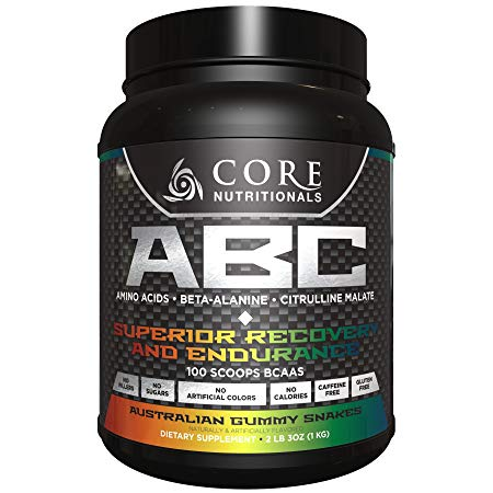 BCAA Core Nutritionals