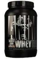 Universal Nutrition Animal Whey Protein Isolate.