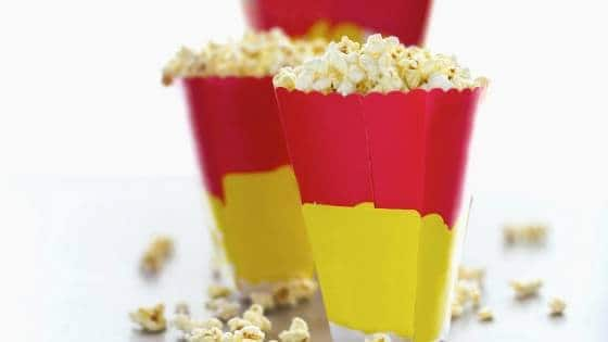 Popcorn as a natural appetite suppressant.