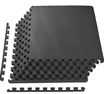 Floor Mat Essential Home Gym Equipment Image