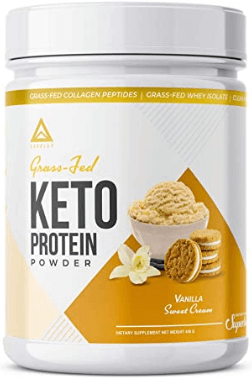 Grass-Fed Keto Protein Powder [The 7 Best Keto Protein Powders for Weight Loss] Image