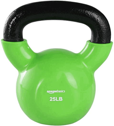 Kettlebells Essential Home Gym Equipment Image