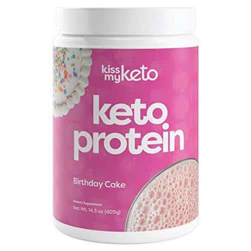 Kiss My Keto Protein Powder [The 7 Best Keto Protein Powders for Weight Loss] Image