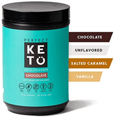 Perfect Keto Protein Powder [The 7 Best Keto Protein Powders for Weight Loss] Image