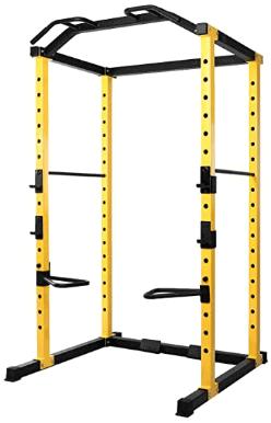 Power Rack Essential Home Gym Equipment Image