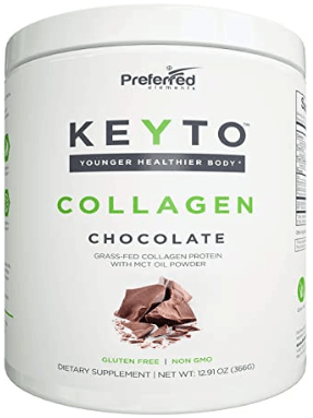 Preferred Elements Keyto Collagen [The 7 Best Keto Protein Powders for Weight Loss] Image