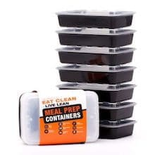 Meal Prep Containers BPA-Free Image