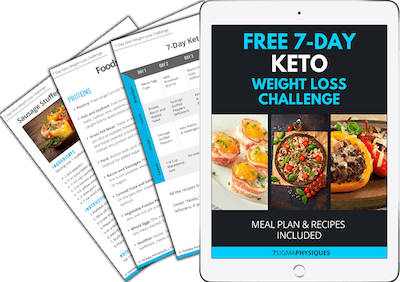 7-Day Keto Weight Loss Challenge
